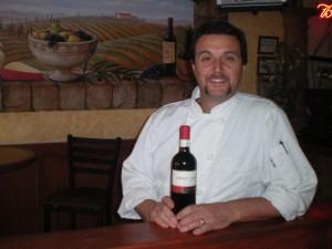 Chef Francesco